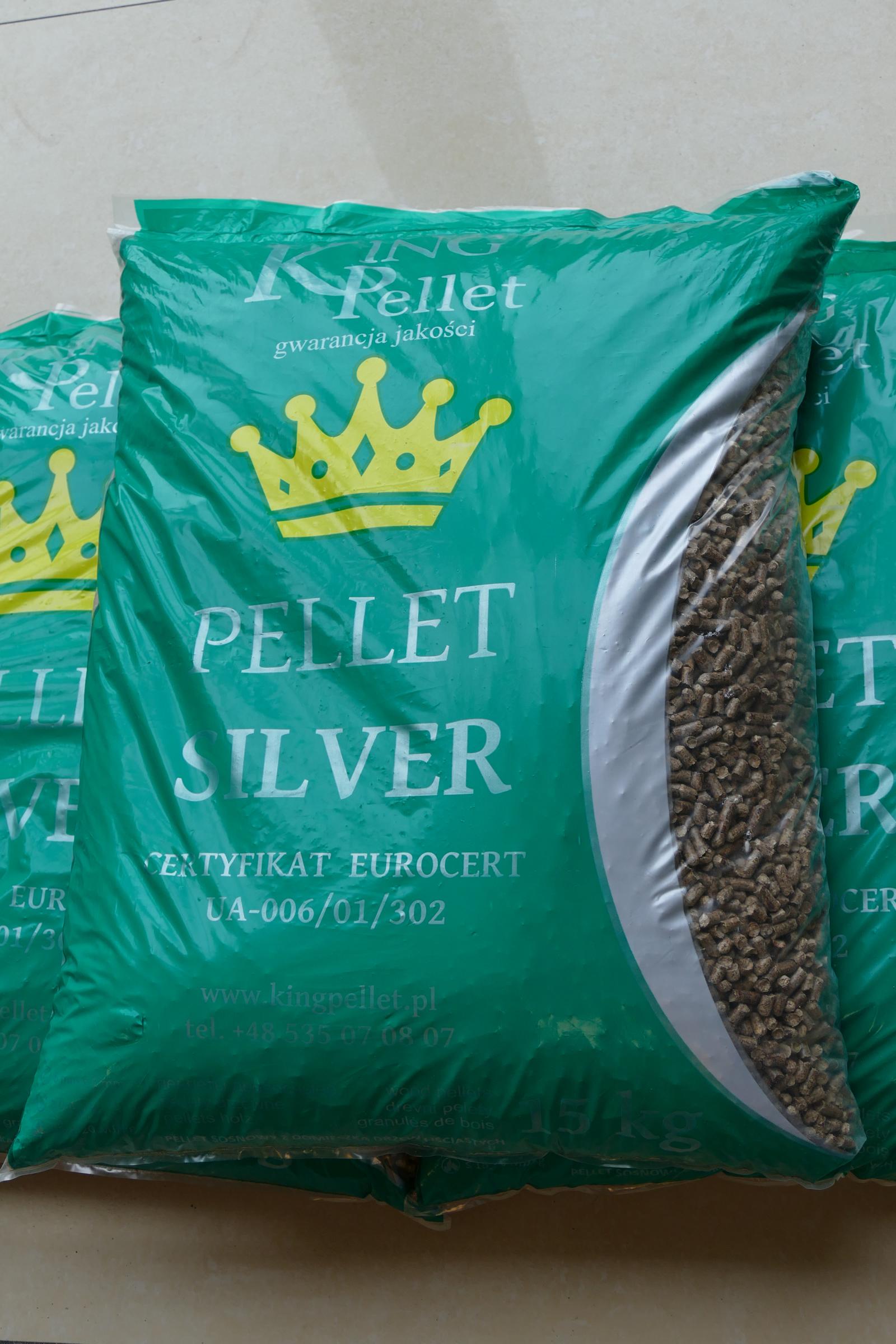 Groovy King Pellet - dobry pellet sosnowy, pellet w atrakcyjnej cenie UI29